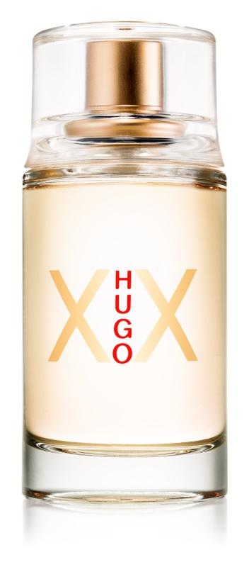 Hugo Boss Hugo XX Eau de Toilette voor Vrouwen  100 ml