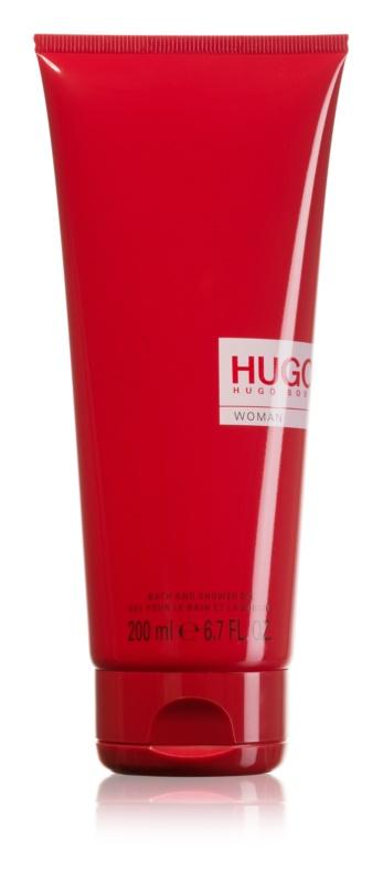 Hugo Boss Hugo Woman żel pod prysznic dla kobiet 200 ml