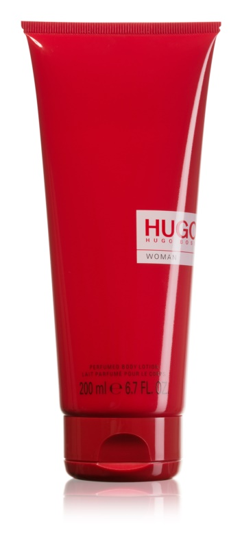 Hugo Boss Hugo Woman telové mlieko pre ženy 200 ml