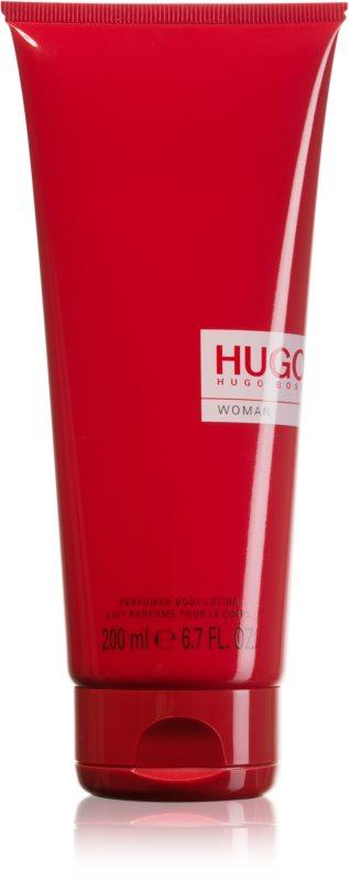 Hugo Boss Hugo Woman testápoló tej nőknek 200 ml