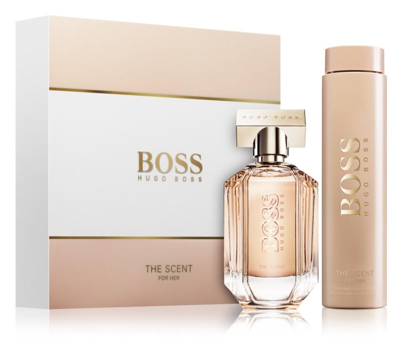 Hugo Boss Boss The Scent darčeková sada VIII.