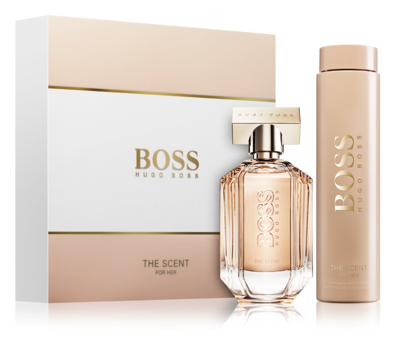 Hugo Boss Boss The Scent Gift Set  VIII.