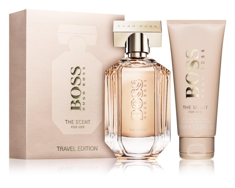 Hugo Boss Boss The Scent ajándékszett IV.