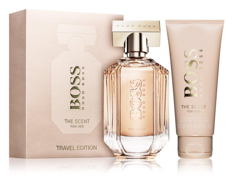 Hugo Boss Boss The Scent coffret cadeau IV.