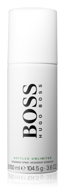 Hugo Boss Boss Bottled Unlimited déo-spray pour homme 150 ml