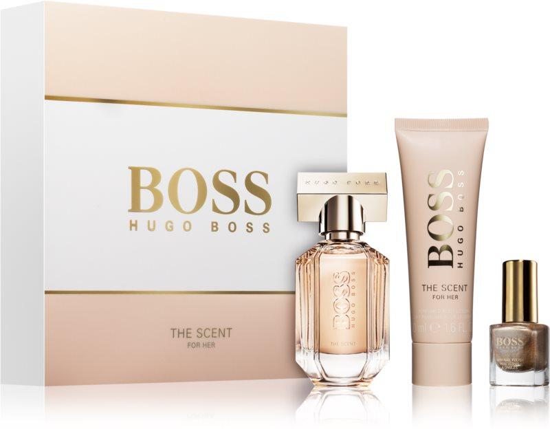 Hugo Boss Boss The Scent zestaw upominkowy X.