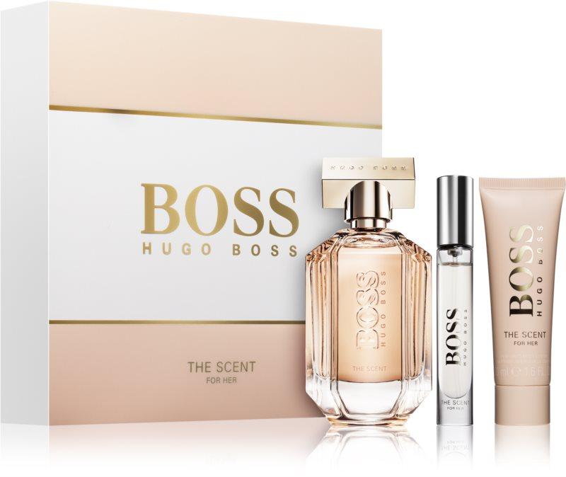 Hugo Boss Boss The Scent ajándékszett IX.