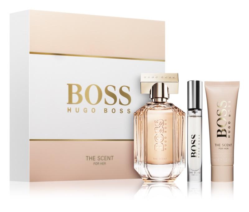 Hugo Boss Boss The Scent dárková sada IX.