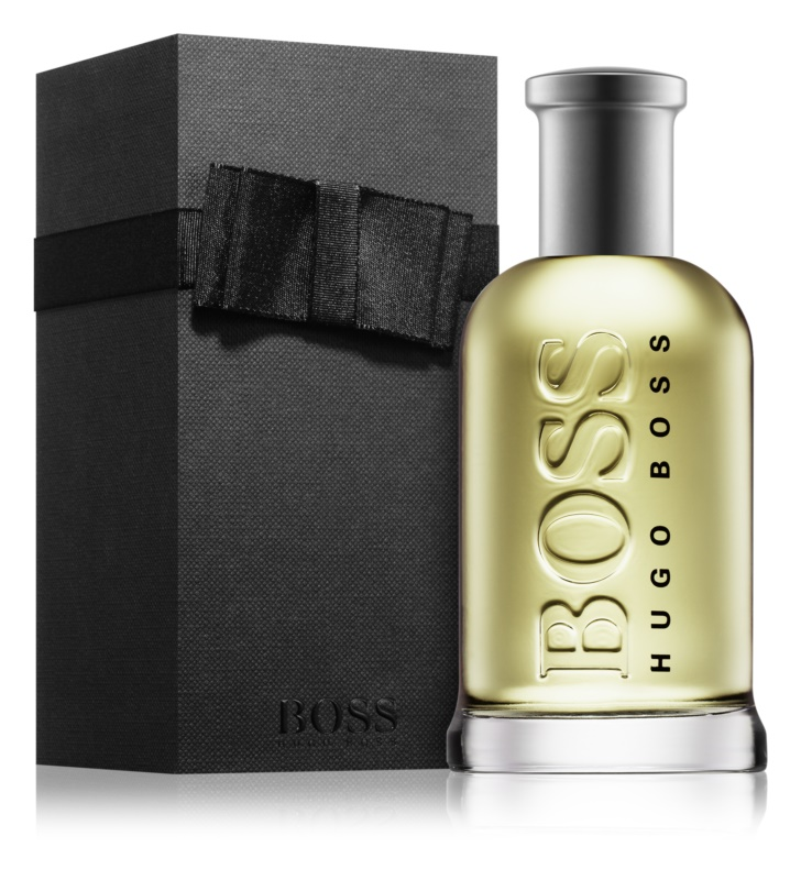 Hugo Boss Boss Bottled eau de toilette pentru barbati 100 ml Cutie cadou