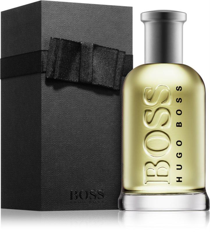 Hugo Boss Boss Bottled toaletní voda pro muže 100 ml dárková krabička