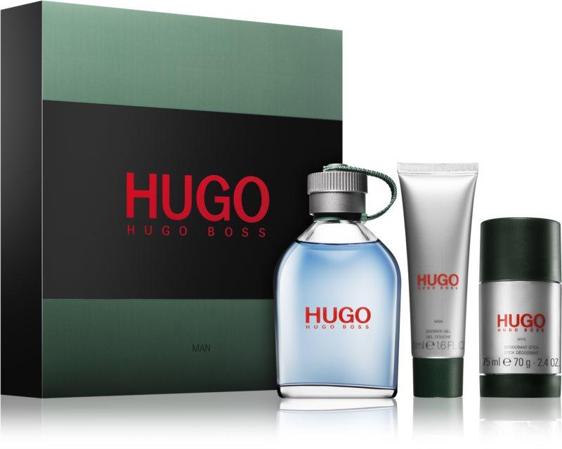 Hugo Boss Hugo Man coffret XI.