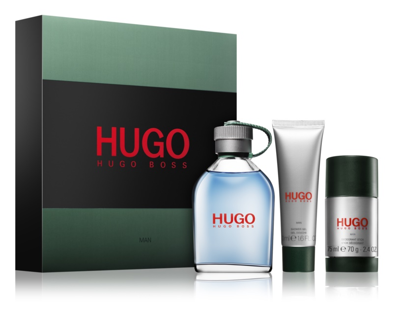 Hugo Boss Hugo Man lote de regalo ХІ