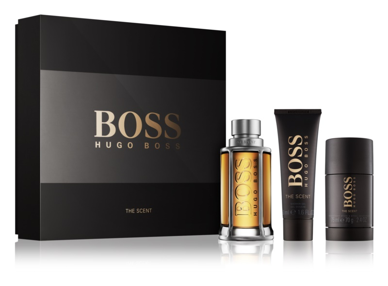 Hugo Boss Boss The Scent Gift Set  I.