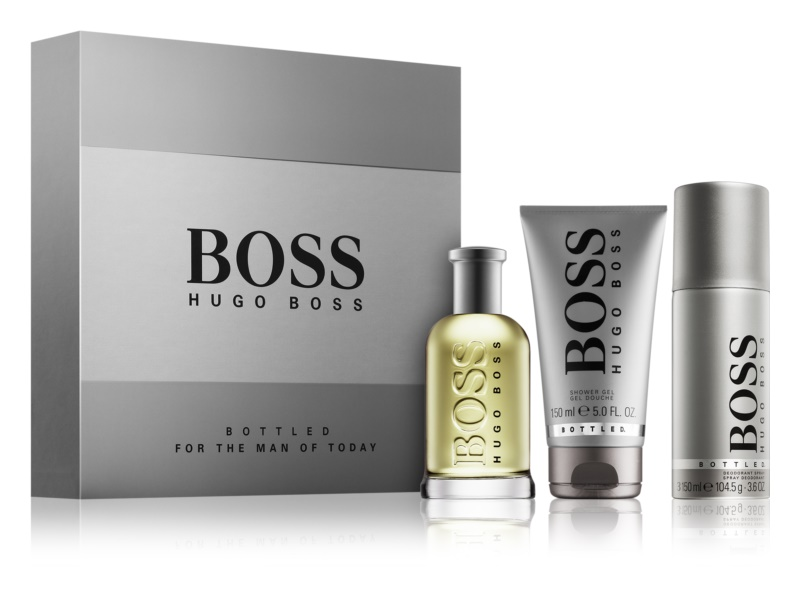 Hugo Boss Boss Bottled Gift Set XXII.
