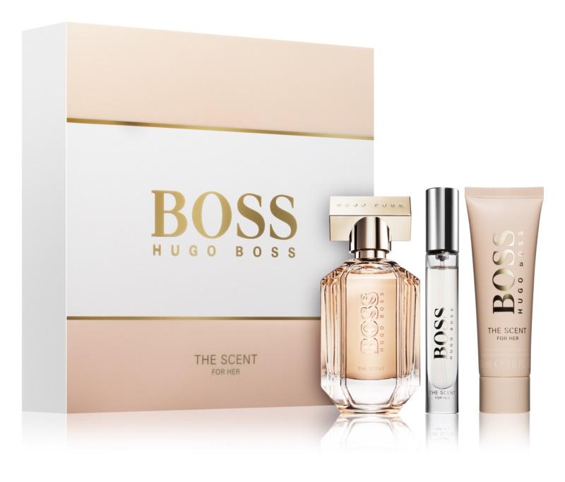 Hugo Boss Boss The Scent coffret II.