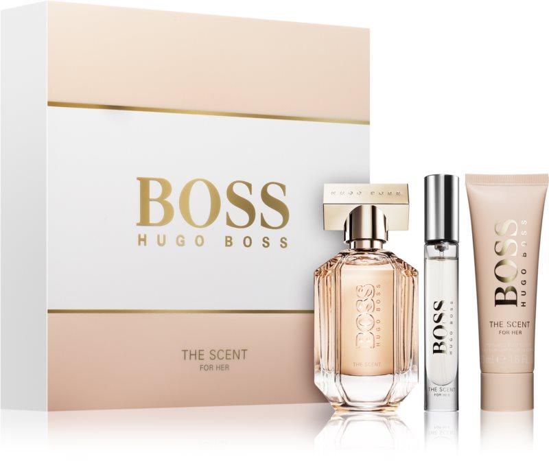 Hugo Boss Boss The Scent set cadou II.
