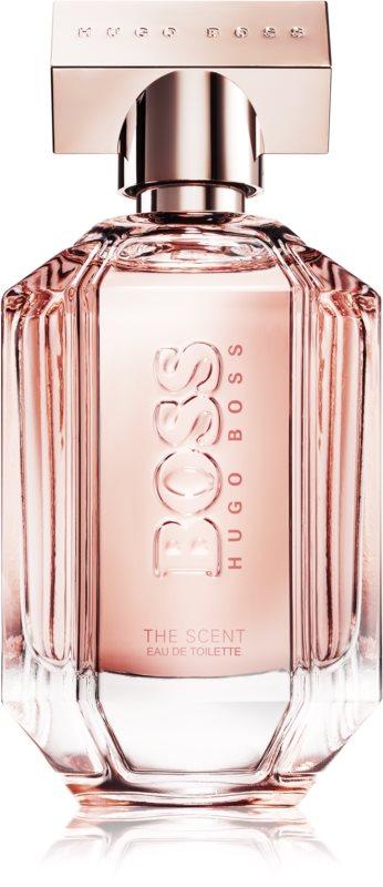Hugo Boss Boss The Scent toaletní voda pro ženy 100 ml