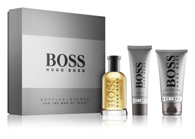 Hugo Boss Boss Bottled Intense set cadou I.