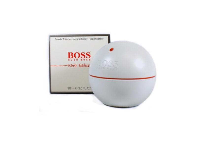 Hugo Boss Boss In Motion White toaletní voda pro muže 90 ml