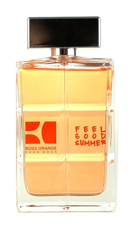 Hugo Boss Boss Orange Man Feel Good Summer toaletní voda pro muže 100 ml