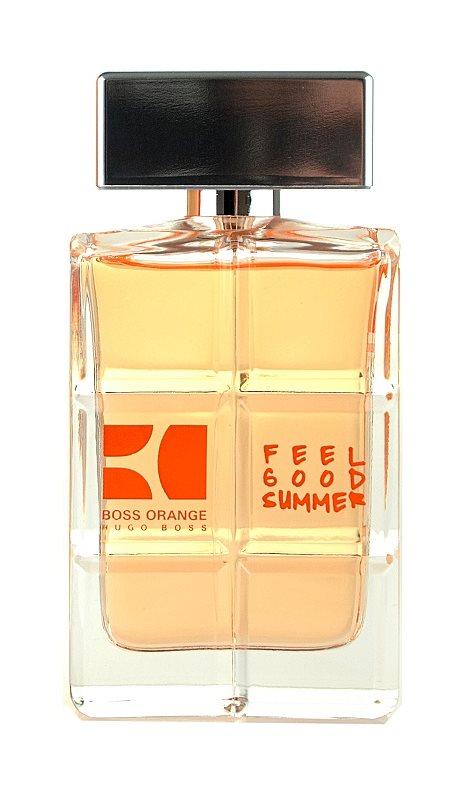 Hugo Boss Boss Orange Man Feel Good Summer Eau de Toilette for Men 60 ml