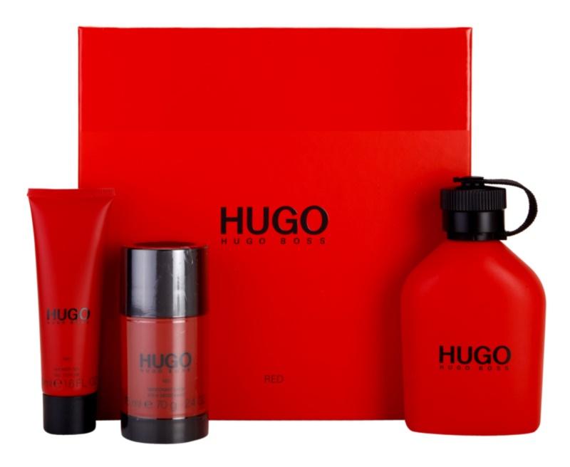 Hugo Boss Hugo Red coffret cadeau III.