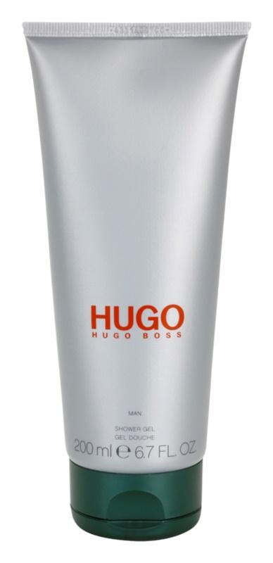 Hugo Boss Hugo Man żel pod prysznic dla mężczyzn 200 ml