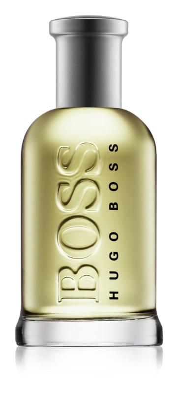 hugo boss boss bottled aftershave lotion voor mannen 100 ml. Black Bedroom Furniture Sets. Home Design Ideas