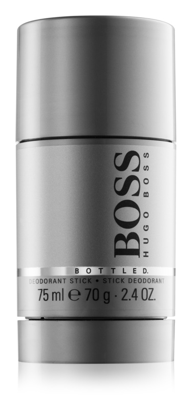 Hugo Boss Boss Bottled desodorante en barra para hombre 75 ml