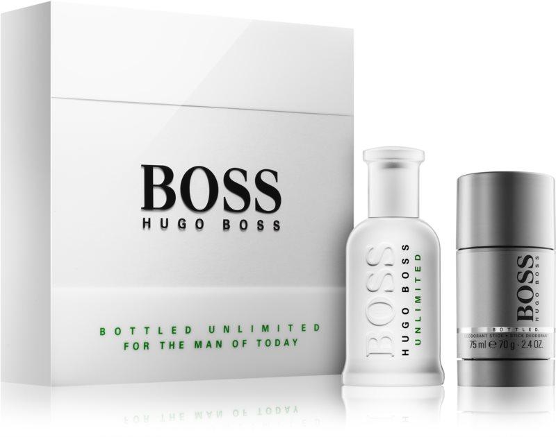 Hugo Boss Boss Bottled Unlimited Geschenkset II.