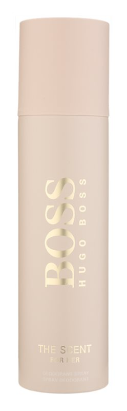 Hugo Boss Boss The Scent déo-spray pour femme 150 ml