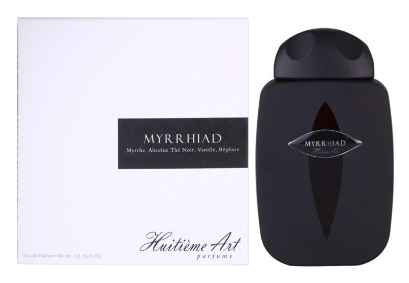 Huitieme Art Parfums Myrrhiad Parfumovaná voda unisex 100 ml
