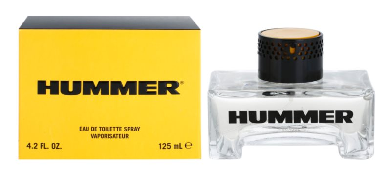 Hummer Hummer eau de toilette pour homme 125 ml