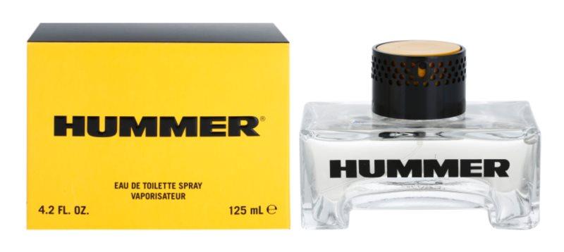 Hummer Hummer Eau de Toilette voor Mannen 125 ml