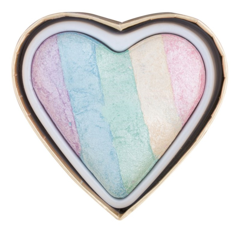 I Heart Revolution Unicorns Heart osvetljevalec