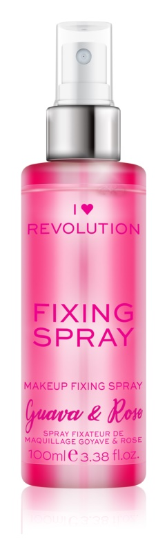 I Heart Revolution Fixing Spray fixator make-up