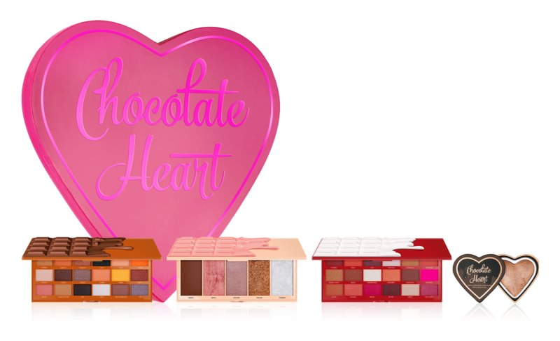 I Heart Revolution Chocolate lote cosmético