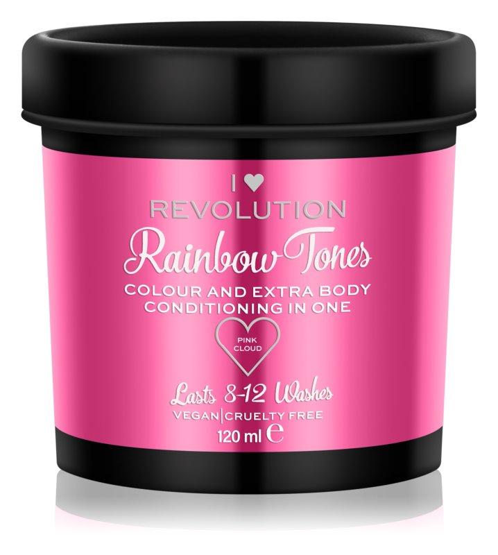 I Heart Revolution Rainbow Tones vymývajúca sa farba na vlasy