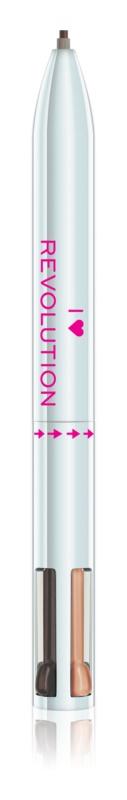 I Heart Revolution Multi Liner svinčnik za oči in ustnice