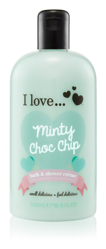 I love... Minty Choc Chip