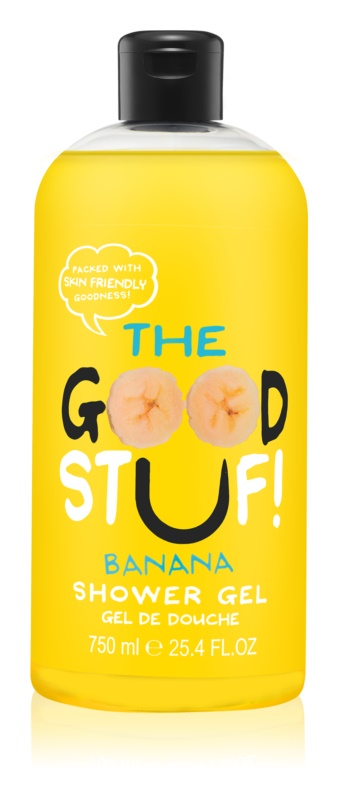 I love... The Good Stuff Banana gel de dus