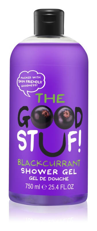 I love... The Good Stuff Blackcurrant gel za prhanje