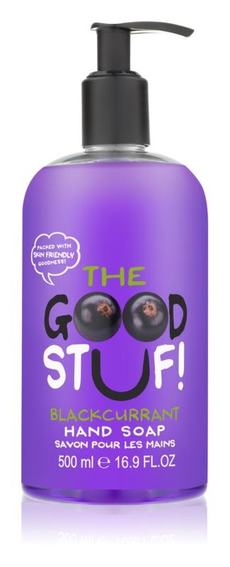 I love... The Good Stuff Blackcurrant tekuté mýdlo na ruce