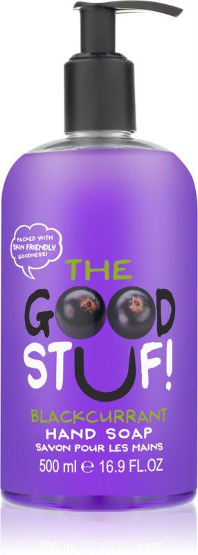 I love... The Good Stuff Blackcurrant рідке мило для рук