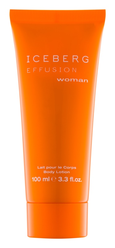 Iceberg Effusion Woman Body Lotion for Women 100 ml