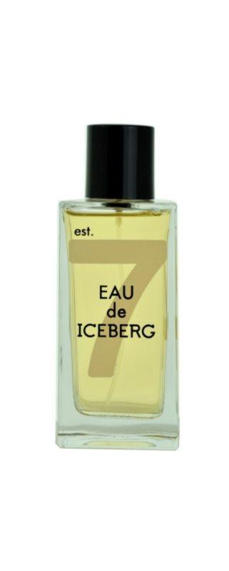 Iceberg Eau de 74 Pour Femme toaletní voda pro ženy 100 ml