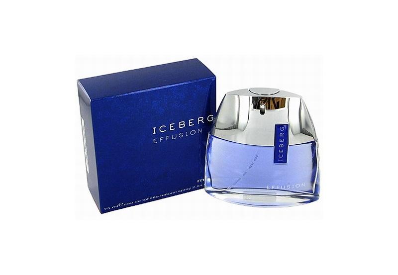 Iceberg Effusion Man Eau de Toilette voor Mannen 75 ml