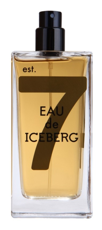 Iceberg Eau de Iceberg Amber woda toaletowa tester dla mężczyzn 100 ml