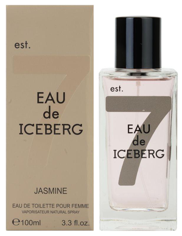 Iceberg Eau de Iceberg Jasmine eau de toilette pour femme 100 ml