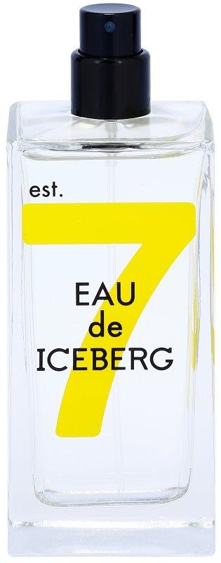 Iceberg Eau de Iceberg Sandalwood woda toaletowa tester dla mężczyzn 100 ml